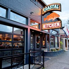 Seattle  Surrounded by mahogany, this neighborhood oyster bar and fish house is a cozy spot to hunker down with a bowl of tasty New England Clam Chowder and platters like a whole pound of clams dunked in white wine with bacon and crushed red pepper. The r