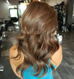 Medium+Brown+Layered+Hair