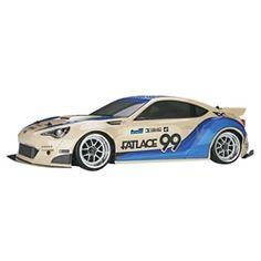 HPI Racing RS4 Sport 3 Drift RTR w/Subaru BRZ Body