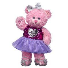 Pink Cuddles Teddy Valentine's Day Gift Set, , hi-res Valentines Day Teddy Bear, Puppy Valentines, Unicorn Valentine, Valentine Day Gifts, Cinderella Cupcakes, Custom Teddy Bear, Teddy Bear Gifts, Llama Gifts, Fairy Gifts