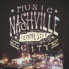Looking for fun things to do in Nashville? We've compiled a list of all the best things you MUST do when visiting Music City - where to stay, where to eat & what to do while you're here! Music City Nashville, Visit Nashville, Nashville Trip, Nashville Tennessee, Visit Tennessee, Tennessee Honey, Grand Ole Opry, Down South, Branding