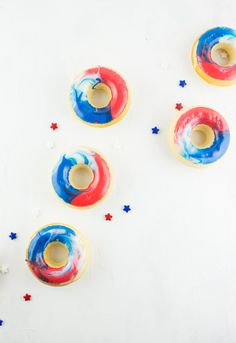 4th of July Doughnut