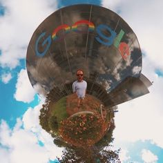 Popped into Google too!