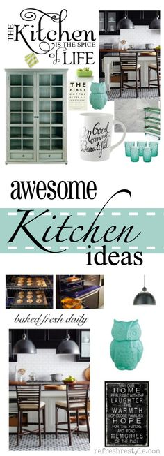 My Ideal Kitchen - #bh #refreshrestyle