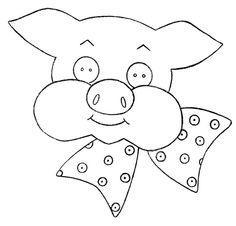 975 pig pocket by love to sew, via Flickr