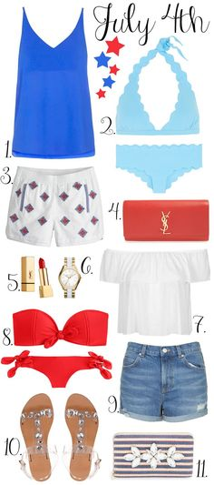 What to Wear on July 4th