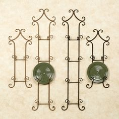 Plate Holders For Wall Pleasing Augusta Vertical Petite Wall Plate Rack  Plate Racks Iron Wall And Review