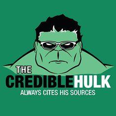 The Credible Hulk  #incrediblehulk