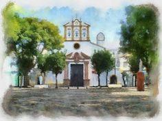 aznalfarache: Estampas de Sevilla - 13 Plaza de San Gonzalo