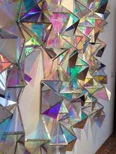 Photo Hacks, Stained Glass Art, Light Art, Bokeh, Installation Art, Event Design, Art Lessons, Bunt, Iridescent