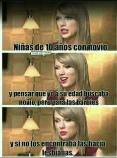 que más podía hacer o tenia un Ken con Barbie o Barbie con Barbie '-'(ni de chiquita era inocente) Spanish Memes, Pinterest Memes, Best Memes, Funny Images, Youtubers, Lgbt, Instagram, Random, Album