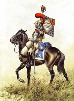 Golden age of Cavalry.