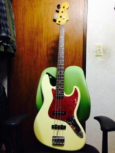 Fender Japan Reissue 62 Jazz Bass   9.2jt Fender Jazz Bass, Fender Japan, Gears, Gear Train