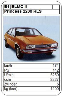 Princess 2200 HLS - ASQ - 1976