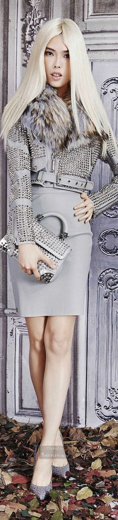 Philipp Plein.Pre-Fall 2015.- #LadyLuxuryDesigns