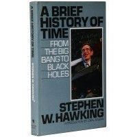 Stephen W. Hawking - A Brief History of Time - Bantam Press 1988 UK First Edition
