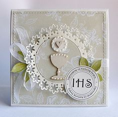 First Communion Cards, Baptism Cards, Exploding Boxes, Shaker Cards, Card Tags, Diy Cards, Christening, Cardmaking, Invitations
