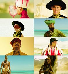 """eiko ishioka costumes for """"the fall"""" by tarsem singh. style over substance ftw."""
