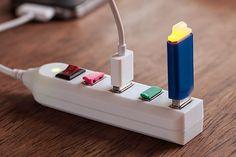 La ciabatta USB
