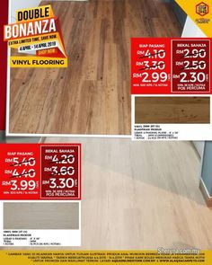 Other for sale, RM3 in Klang, Selangor, Malaysia. Let´s Come to Alaqsa Carpets & buy Promo Vinyl Floors At Cheap Price    Vinyl flooring is def