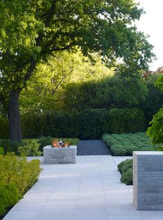 Fire pit by Andrea Cochran - - Design your own fire pit or outdoor fireplace.  We show you how at http://gardendesignforliving.com/?page_id=1086