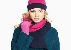 Portolano Gloves & Scarves -   It's happening: The days are getting shorter, the nights cooler. Soon enough, you won't be able to leave the house without adding on a cozy accessory or two. Here, a cool collection for cold days from Portolano featuring everything you need to keep warm with style. Find luxe...  #Belt, #Gloves, #Scarf