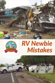 RV Newbie Mistakes — Avoid Costly Mistakes in your RV Stay safe, don't make these mistakes on your RV camper travel. Travel with ease whether you're a newbie to RV living on the road. Travel Trailer Living, Travel Trailer Camping, Camping Car, Camping World, Roadtrip, Camping Outdoors, Family Camping, Off Road Camping, New Travel Trailers