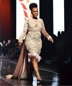Zodwa Wabantu Has Added To Her Growing Resume By Becoming A Model Becoming A Model, How To Become, Plus Size, Entertaining, Formal Dresses, Celebrities, Resume, Fashion, Dresses For Formal