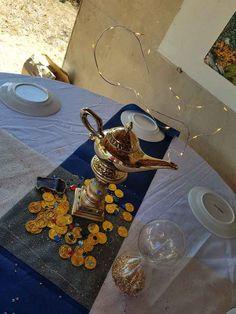 Princess Bridal Showers, Disney Bridal Showers, Disney Wedding Centerpieces, Table Centerpieces, Wedding Decorations, Princess Jasmine Party, Disney Princess Birthday Party, Disney Theme, Fantasy Wedding