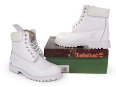 all white timberland 6 inch boots for women, cheap timberland women boots online.