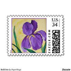 Bold Iris
