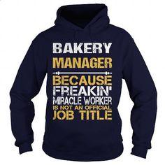 BAKERY MANAGER - NINJA #teeshirt #Tshirt. BUY NOW => https://www.sunfrog.com/LifeStyle/BAKERY-MANAGER--NINJA-97964013-Navy-Blue-Hoodie.html?60505