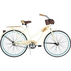 Panama Jack Bike White.  Oh Sweetie, I want this bike to ride around the neighborhood.