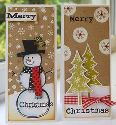 Christmas card ideas. Too cute!