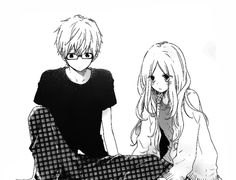 manga hibi chouchou | ... 302 notes hibi chouchou mangacap manga cap manga shoujo manga couple