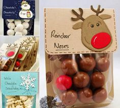 Reindeer Noses - Million Ideas Club | Million Ideas Club
