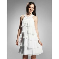 Made of honour dress in another color of course.