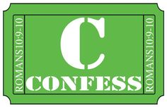 ABC Tickets C - Confess with scripture