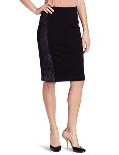 Three Dots Red Women's Tuxedo Skirt Three Dots. $158.00. Tuxedo skirt. 69% Viscose/25% Polyamide/6% Spandex. Made in USA. Machine Wash. Lace detail