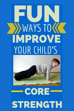 Why core strength is important and how to improve it
