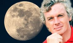 FORMER Grandstand presenter David Icke has claimed the moon is hollow and was a space ship abandoned by aliens in his latest outlandish conspiracy theory.