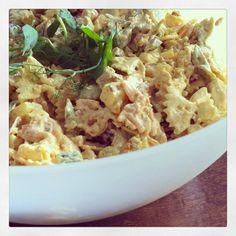 sisustus / ruoka / matkailu Risotto, Potato Salad, Potatoes, Rice, Koti, Ethnic Recipes, Potato