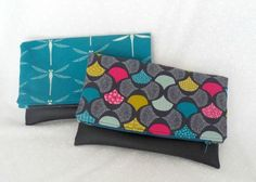 Party Clutch Pattern Review