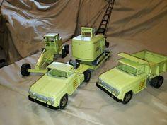 Tonka Trucks, Tonka Toys, Antique Toys, Vintage Toys, Ebay Search, Toy Sale, Old Toys, Good Vibes Only, Childhood Memories
