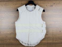 Helmut Lang Down Bullet proof men vest Size 48/Medium   eBay
