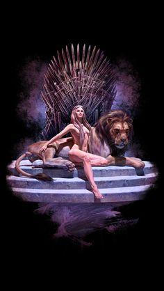Cersei Lannister by Jason Edmiston