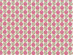 Jersey Stenzo Gänseblümchen pink