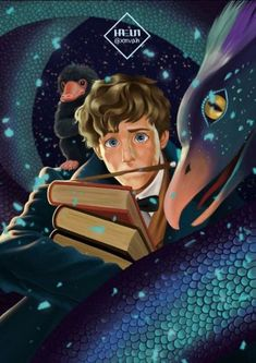 Read Newt Scamander from the story Recueil de fanarts Harry Potter Harry Potter Anime, Harry Potter Fan Art, Mundo Harry Potter, Harry Potter Fandom, Harry Potter Universal, Harry Potter Memes, Harry Potter World, Hogwarts, Harry E Gina