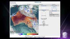 Fenómeno misterioso en los radares meteorológicos australianos.