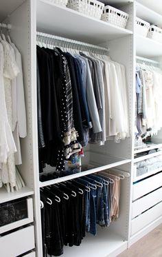 Alle Details zu meinem Ankleidezimmer jetzt auf meinem Blog | Huge 'walk-in' closet tour with all details now on my blog
